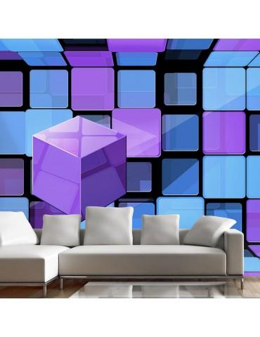 Papier peint - Rubik's cube: variation A1-XXLNEW011105