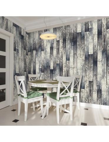 Papier peint - Wooden floor: gradient A1-WSR10m336
