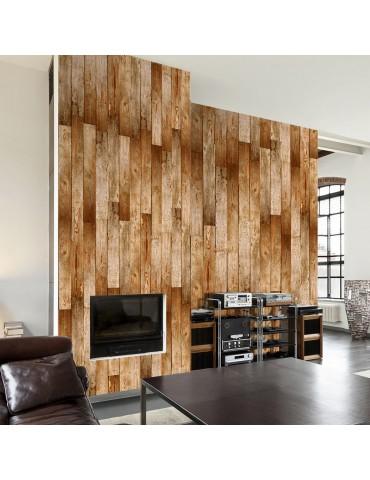Papier peint - Russet floor A1-WSR10m337