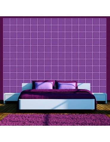 Papier peint - Blueberry geometry A1-WSR10m510
