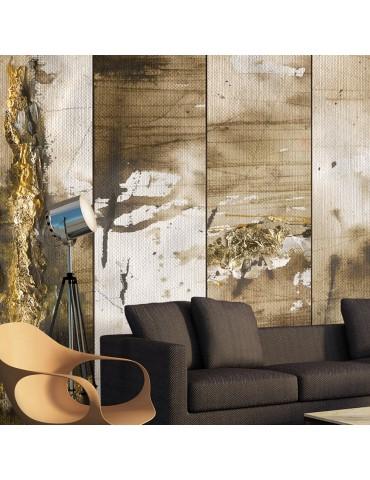 Papier peint - Gold nuggets A1-WSR10m600-P