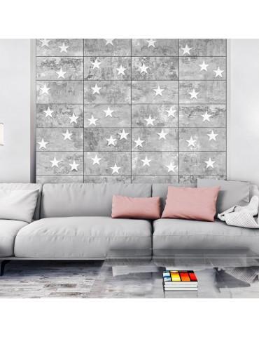 Papier peint - Stars On Concrete A1-WSR10m648-P