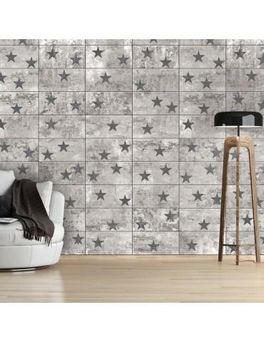 Papier peint - Concrete Stars A1-WSR10m650