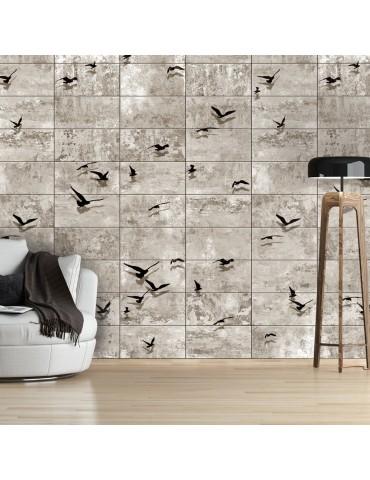 Papier peint - Bird Migrations A1-WSR10m658