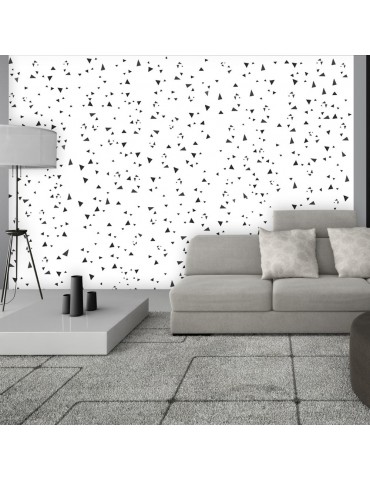 Papier peint - Rain of Triangles A1-WSR10m701-P