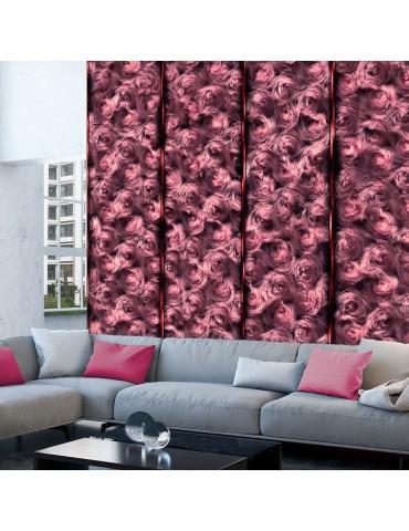Papier peint - Pink Fur A1-WSR10m740