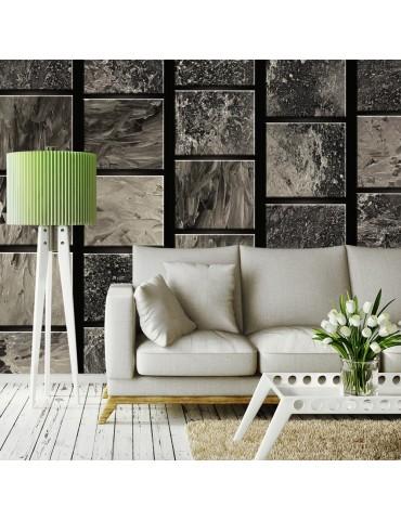 Papier peint - Painted Squares A1-WSR10m748