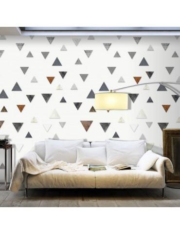 Papier peint - Triangular Harmony A1-WSR10m814-P
