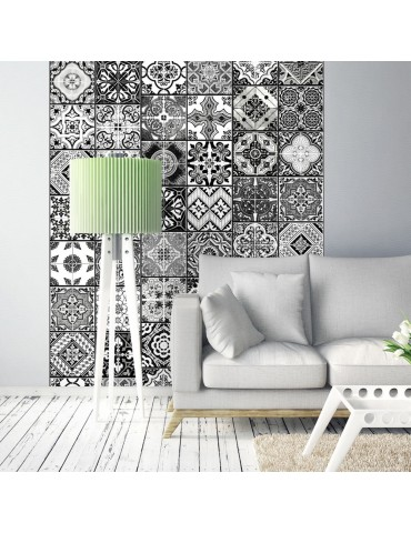 Papier peint - Arabesque - Black& White A1-WSR10m764