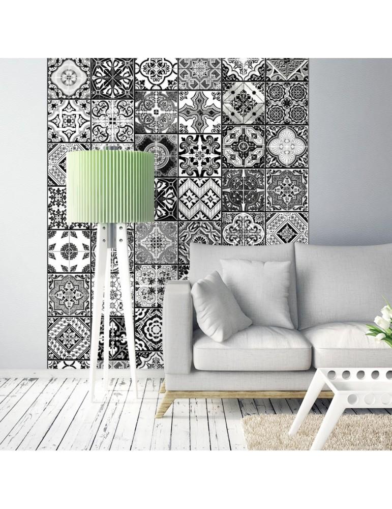 Papier peint - Arabesque - Black& White A1-WSR10m764