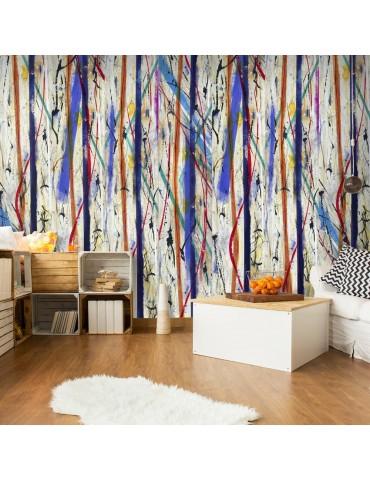 Papier peint - Colorful Splash A1-WSR10m810-P