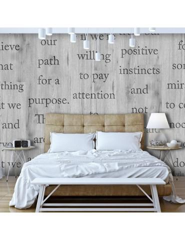 Papier peint - Marla Gibbs - What We Believe A1-WSR10m815-P