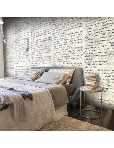 Papier peint - Verses of Love (Romeo & Juliet) A1-WSR10m828