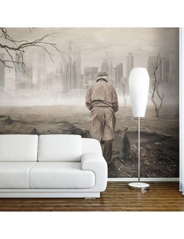 Papier peint - Ghost's city A1-LFTNT0822