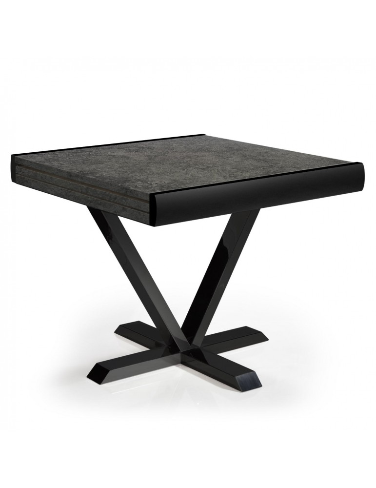 table newick effet b ton at8428concrete. Black Bedroom Furniture Sets. Home Design Ideas