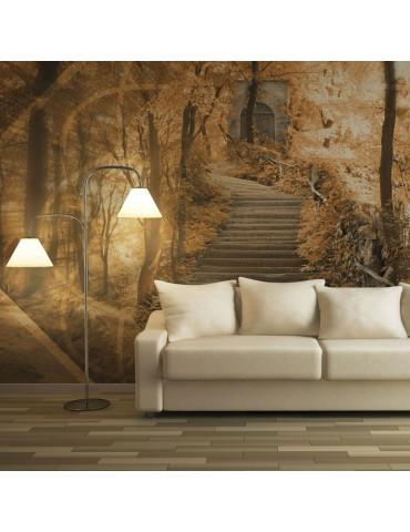Papier peint - Stairs to paradise A1-LFTNT0764