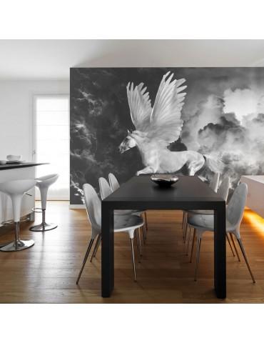 Papier peint - Pegasus sur le chemin de l'Olympe A1-LFTNT1551