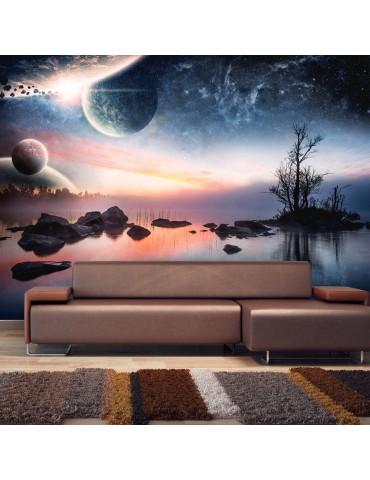 Papier peint - Cosmic landscape A1-LFTNT1553
