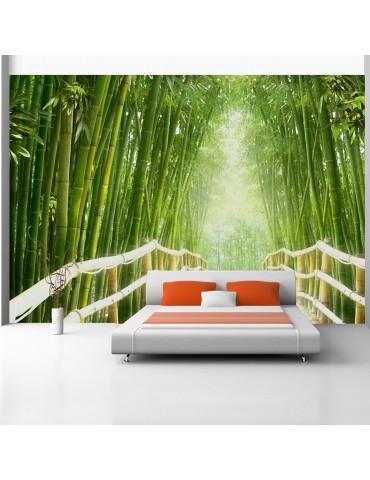 Papier peint - Magical world of green A1-XXLNEW010250