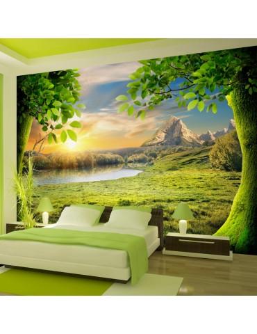 Papier peint - Rêves en plein air A1-XXLNEW010337