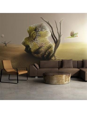 Papier peint - désert - motif abstrait A1-F4TNT0056-P
