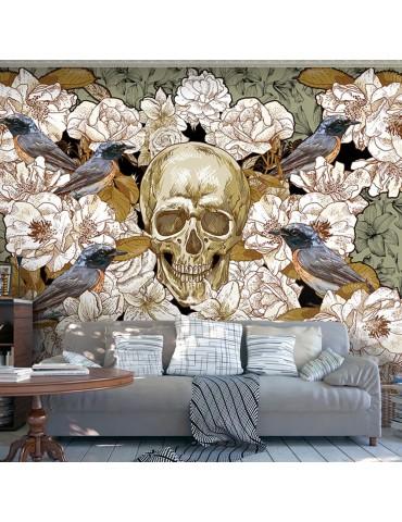 Papier peint - Among flowers A1-XXLNEW011195