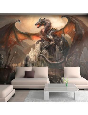 Papier peint - Dragon castle A1-XXLNEW011258