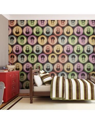 Papier peint XXL - canettes - pop art A1-F5TNT0067-P