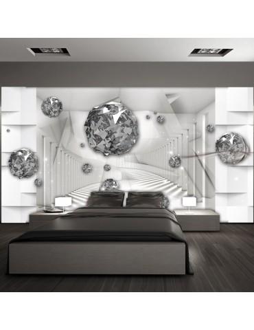 Papier peint XXL - Diamond Chamber II A1-500x280vFT1040