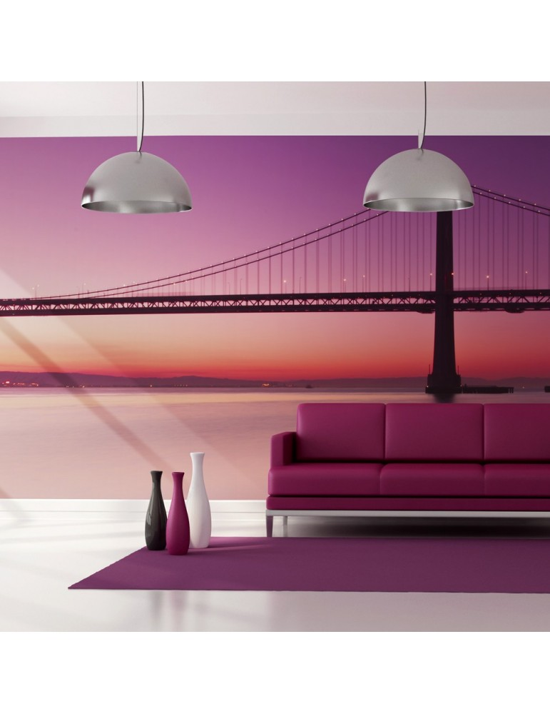 Papier peint XXL - baie - San Francisco A1-F5TNT0013-P