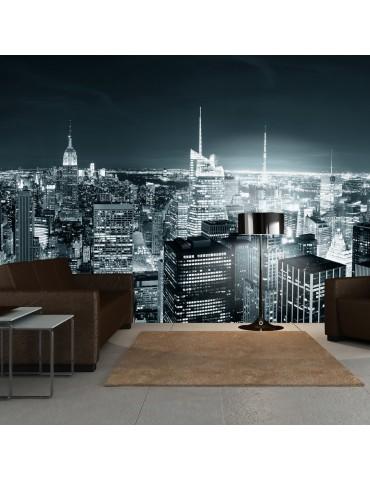 Papier peint XXL - Vie nocturne à New York A1-F5TNT0017-P