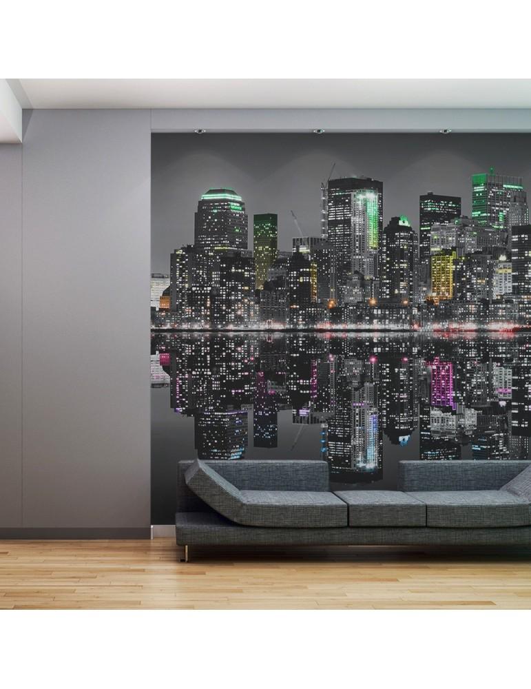 Papier peint XXL - Lieu où les rêves deviennent réalité - NYC A1-F5TNT0044-P