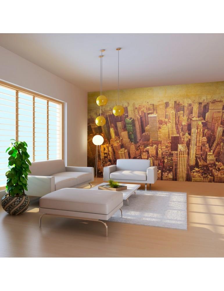 Papier peint XXL - New York City en sépia A1-F5TNT0055-P