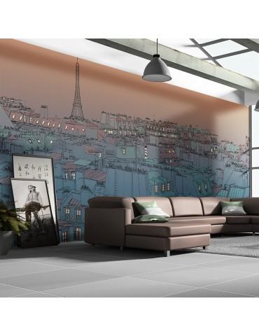 Papier peint XXL - Bonsoir Paris ! A1-F5TNT0058-P