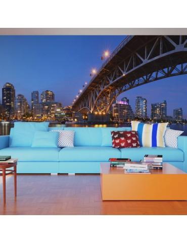 Papier peint XXL - Granville Bridge - Vancouver (Canada) A1-F5TNT0095