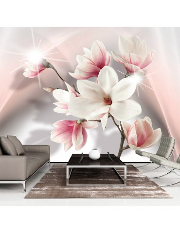 Papier peint XXL - White Magnolias II A1-500x280new113