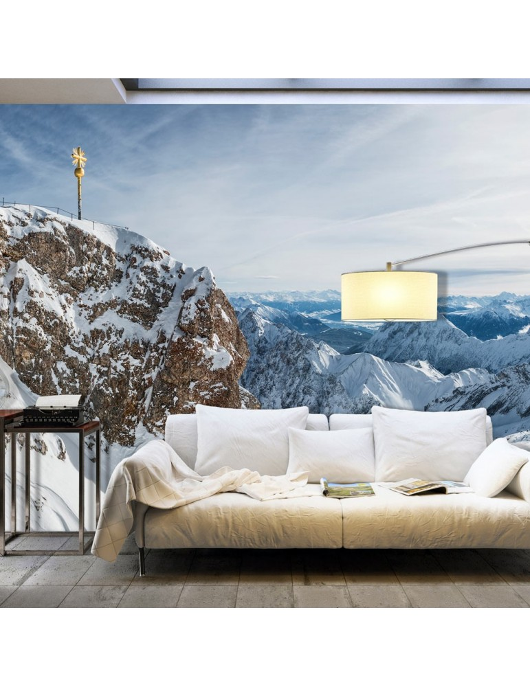 Papier peint XXL - Winter in Zugspitze A1-500280new17