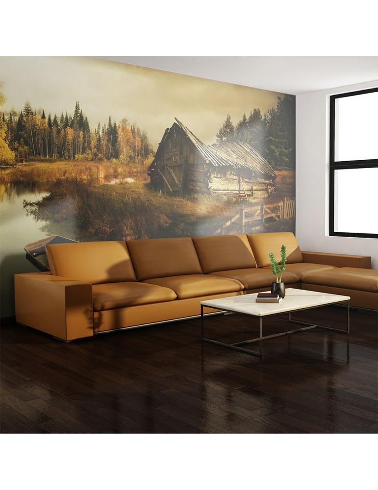 Papier peint XXL - Desolate hut A1-F5TNT0033-P