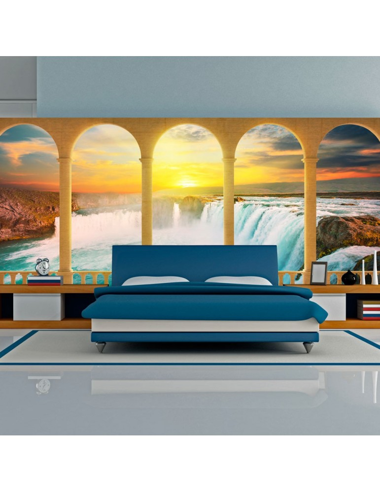 Papier peint XXL - Dream about Niagara Falls A1-F5TNT0101
