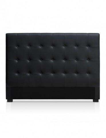Tête de lit Luxor 160cm Noir HB160-Noir