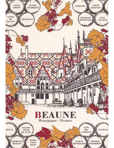 Torchon Beaune 8491171000Torchons & Bouchons