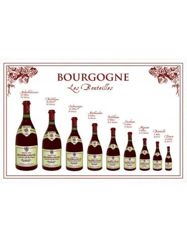 Torchon Bouteille Bourgogne 8491242000Torchons & Bouchons