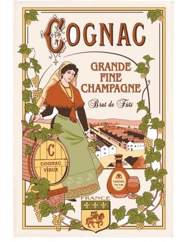 Torchon Cognac 8499699000Torchons & Bouchons