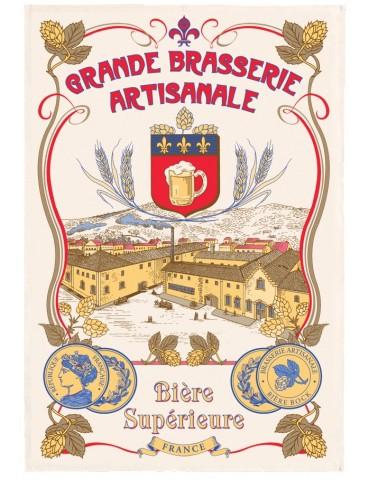 Torchon Brasserie Artisanale 5258090000Torchons & Bouchons