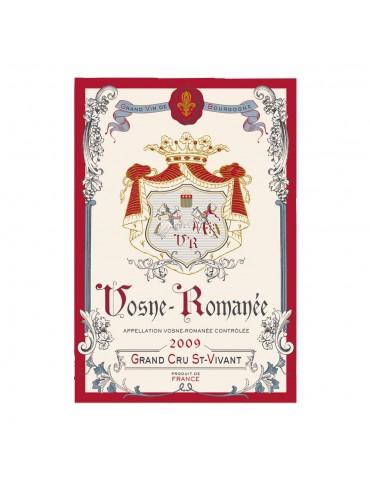 Torchon Imprime Vosne-Romanee Ecru 48 X 72 2115010000Torchons & Bouchons
