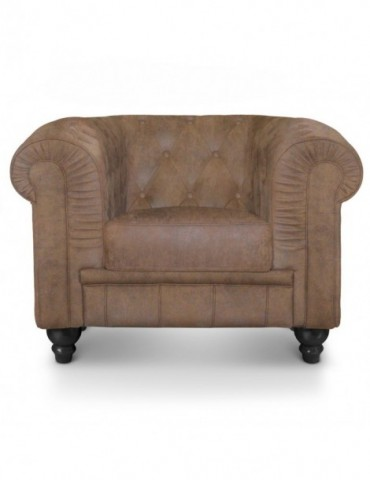 Fauteuil Chesterfield Vintage a6051vintage