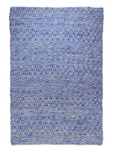 Tapis Pasadena Indigo 120 x 180 1037000022The Rug Republic