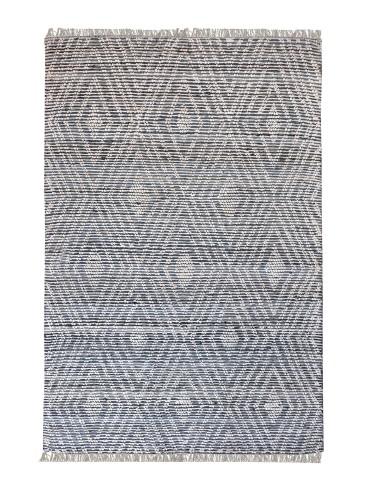 Tapis Marlin Bleu/blanc 160 x 230 1030060006The Rug Republic
