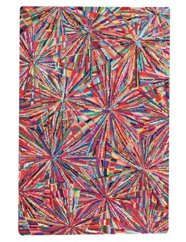Tapis Gavin Multicolore 160 x 230 1030090025The Rug Republic