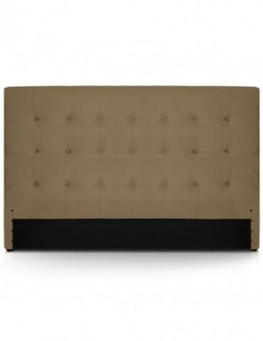 Tête de lit Luxor 180cm Taupe HB180-Taupe